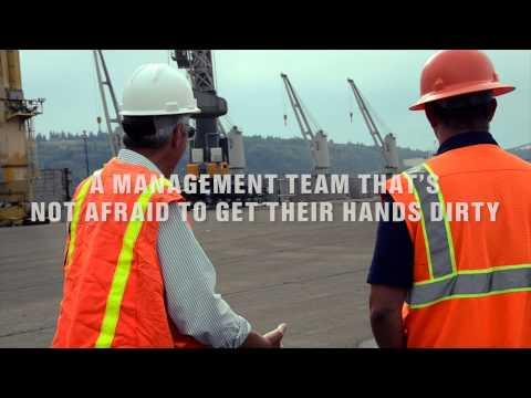 Washingtons Working Port; Port of Longview