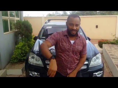 Yul Edochie addresses news of his car accident