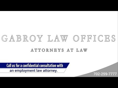 Hire Employment Lawyer Henderson