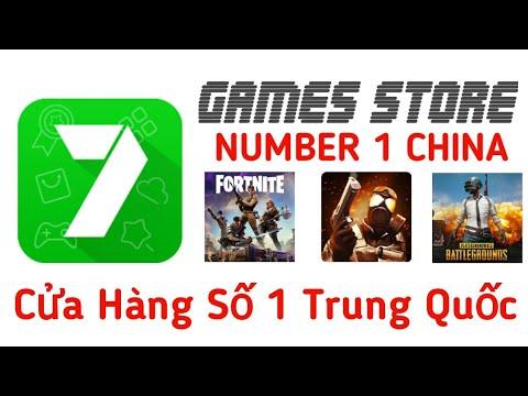 Ứng Dụng Số 1 Trung Quốc – Game China Store – Tải Game Và Ứng Dụng Miễn Phí