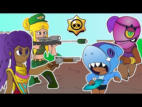 BRAWL STARS BEST ANIMATION COMPILATION #10