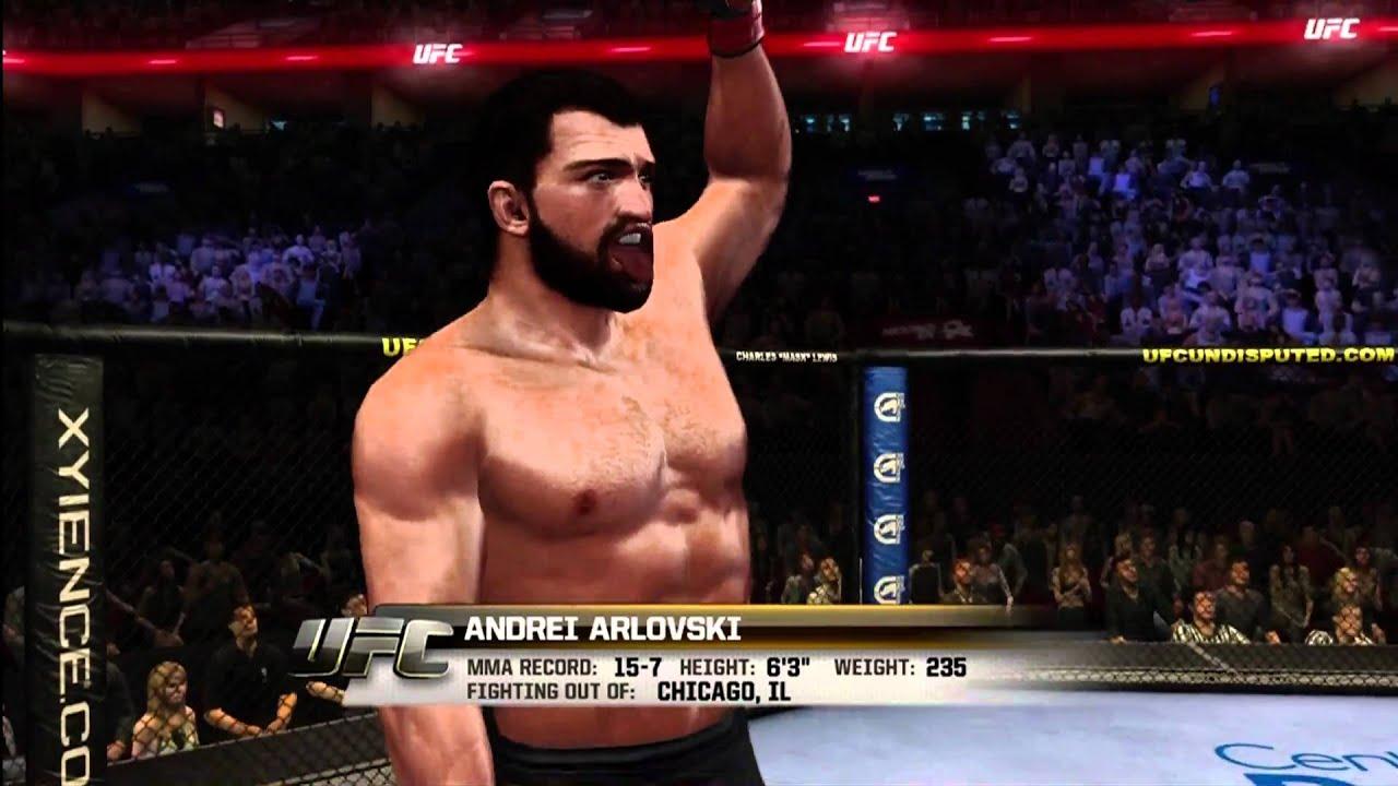 Ufc Undisputed 4 UFC Undisputed 2010 Ar...
