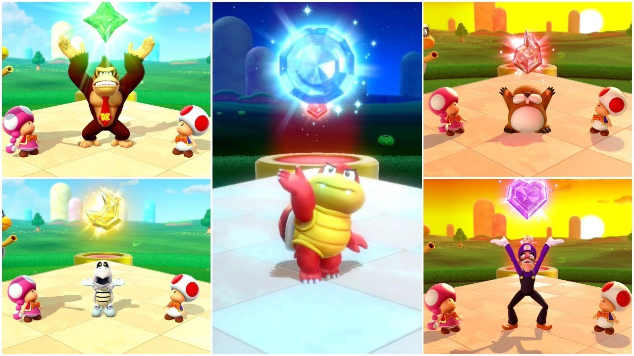 Mario Party Superstars collects the best elements from the series