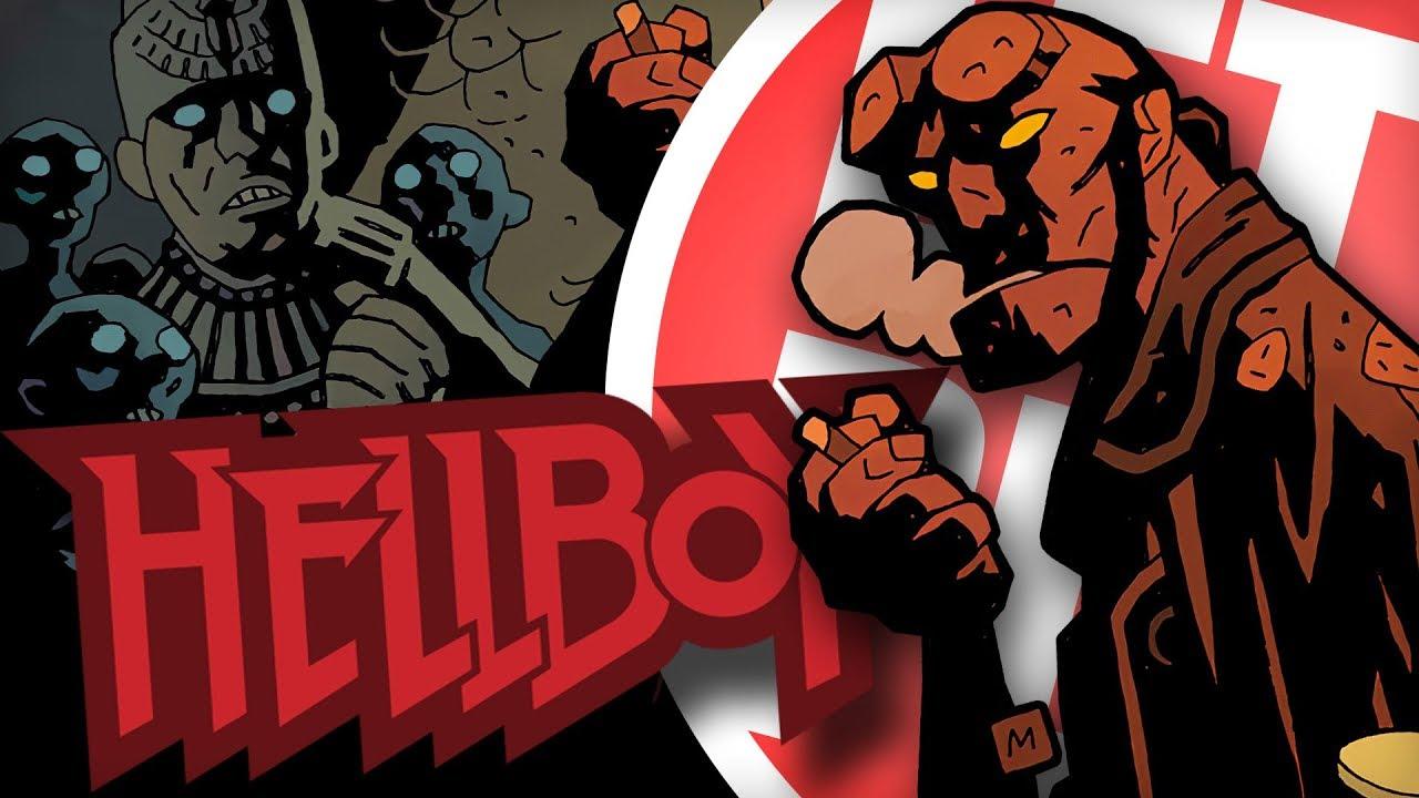 Hellboy Games Free
