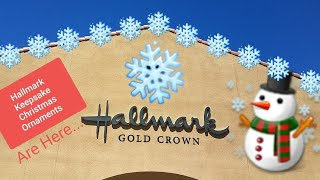 Hallmark Keepsake Christmas Ornaments (2019 PREVIEW)