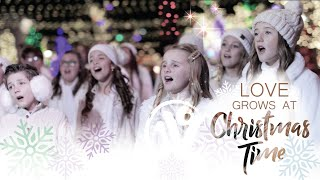 """Love Grows at Christmastime"" from the movie ""Christmas Jars"", sung by One Voice Children's Choir"
