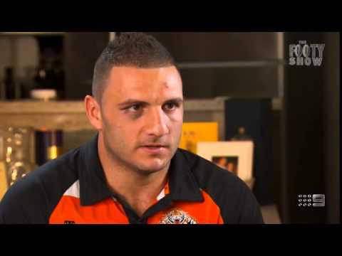 Robbie Farah's NRL Footy Show Interview (7/8/2014)