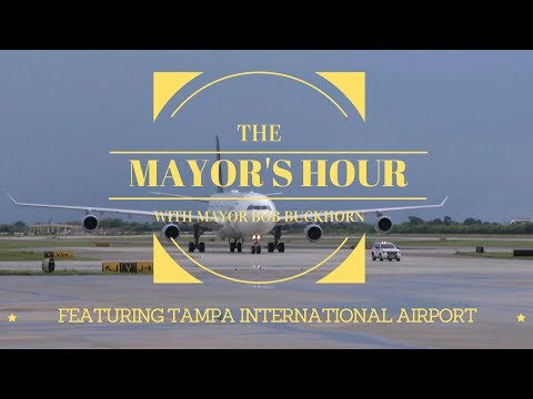 The Mayor's Hour at Tampa International Airport