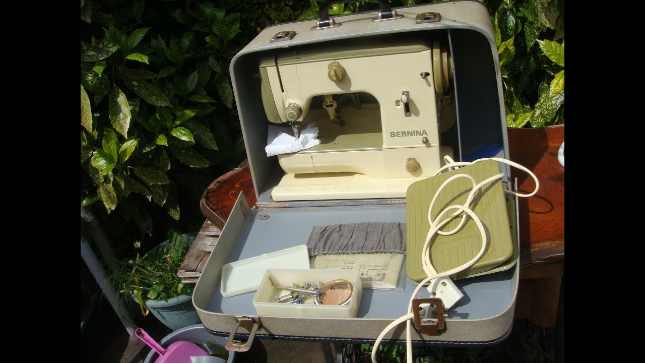 bernina sewing machine models
