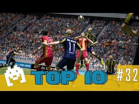 Top 10: En İyi Futbol Oyunları