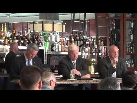 Balko - Montgomery Debate, Part One