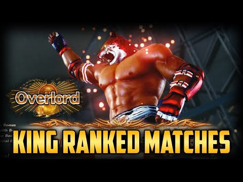 TEKKEN 7 | Amazing King Session, Straight To Overlord!