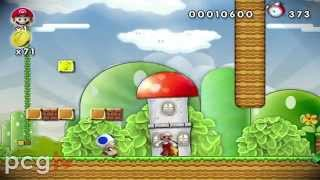 New Super Mario Forever Gameplay (PC HD)