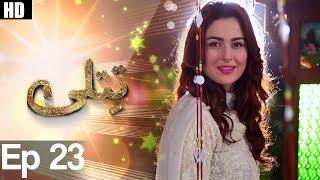 Drama | Titli - Episode 23 | Urdu1 Dramas | Hania Amir, Ali Abbas