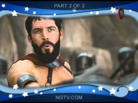 Kevin Sorbo & Diedrich Bader on Meet The Spartans Pt.2 of 2