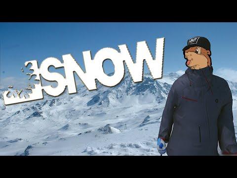 LES MARMOTTS FONT DU SKI #SNOW