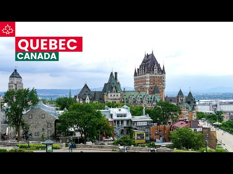 Canada Road Trip: Best Things To Do In Québec