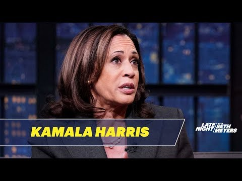 Sen. Kamala Harris Discusses the Death of al-Baghdadi and the Impeachment Inquiry