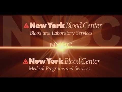 New York Blood Center Blood Lab and Medical Services