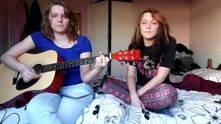 A Match Into Water - Pierce The Veil - Acoustic Female Cover - Rebbekah Lawes