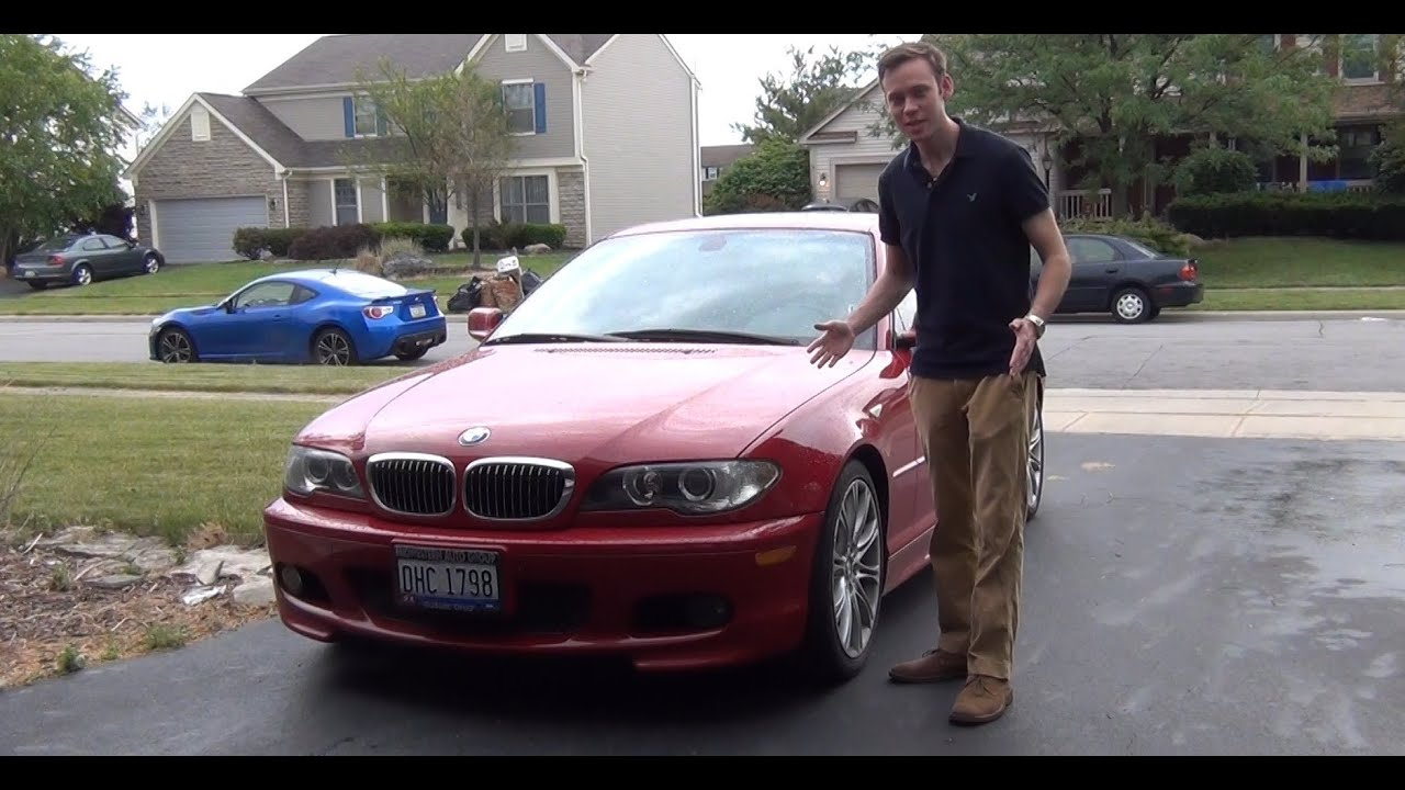 Review 2005 Bmw 330ci Zhp Youtube