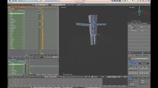Modeling, Rigging & Animating Assets in Blender