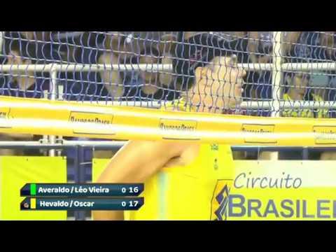 HevaldoOscar AveraldoLéo Vieira 2ª Etapa  20162017 semifinal Brasilia