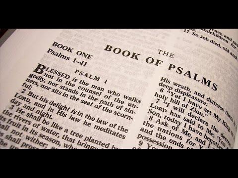 psalm 27 kjv