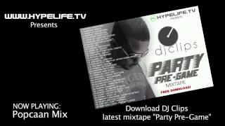 Popcaan Music Mix by DJ Clips - FREE DOWNLOAD!