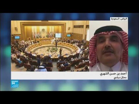 العراق ولبنان يتحفظان على بيان الجامعة العربية  - نشر قبل 4 ساعة