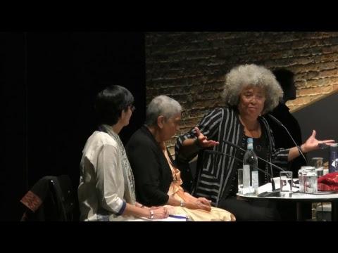 Download COLONIAL REPERCUSSIONS - Angela Davis and Gayatri Chakravorty Spivak: Planetary Utopias