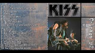 Kiss - Chicago, IL 11-21-1992  Complete Concert Audio Only