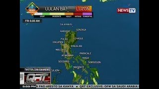 QRT: Weather update as of 5:59 p.m. (Feb. 14, 2019)