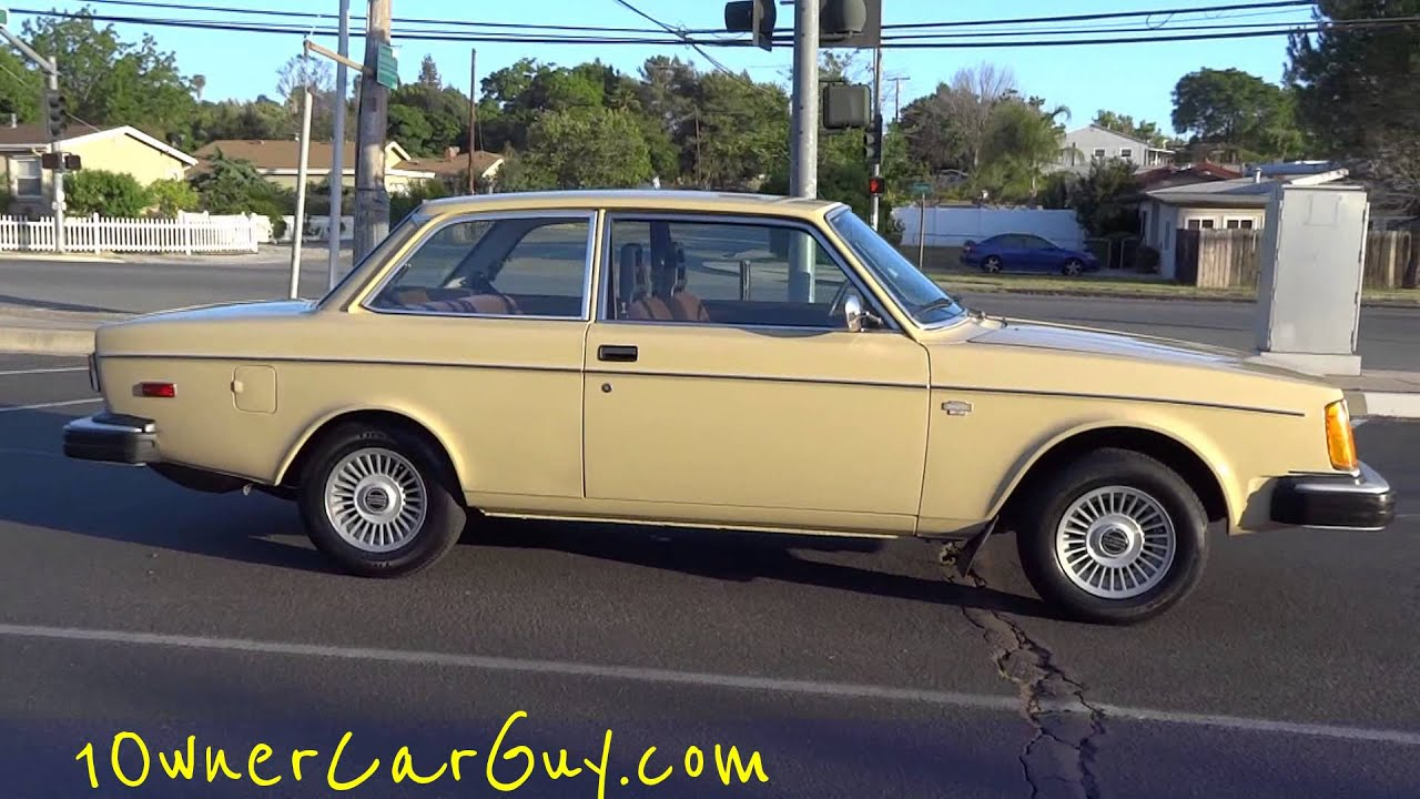 78 Volvo 242 Brick Coupe 242dl 200 Series Dl Classic New
