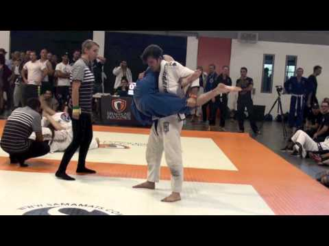Grappling Industries Sydney - Highlight