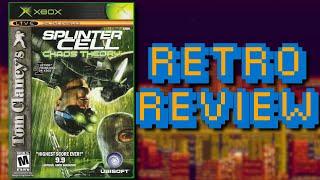 Splinter Cell: Chaos Theory (Xbox) RETRO REVIEW - Keegs