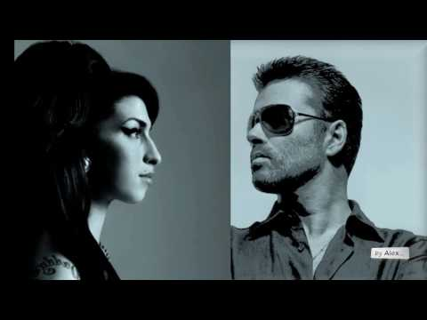 GEORGE MICHAEL and Amy Winehouse
