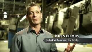 Kohler Enameled Cast Iron   Strength