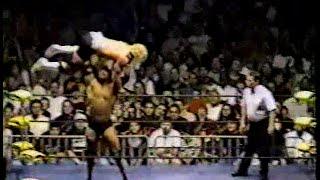 Curt Hennig vs. Bill Goldberg [L.A. Melee - 10th July 1998]