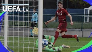 Youth League highlights: Paris 3-2 Liverpool