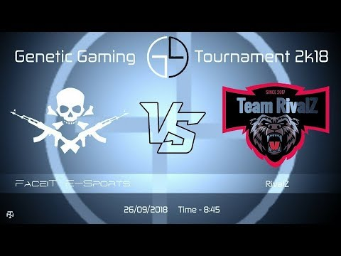 Team faceiT vs Team RivalZ - SEMIFINAL - Genetic Gaming COD4 Tournament 2k18