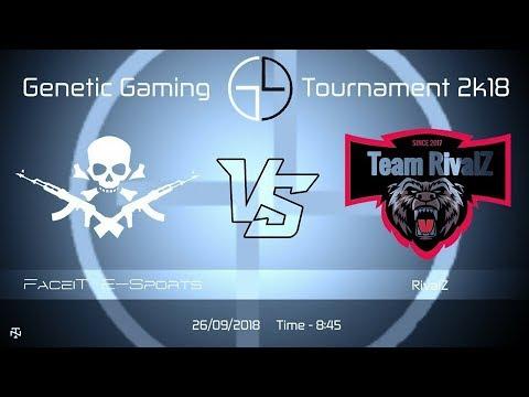 Team faceiT vs Team RivalZ - SEMIFINAL - Genetic Gaming COD4 Tournament 2k18