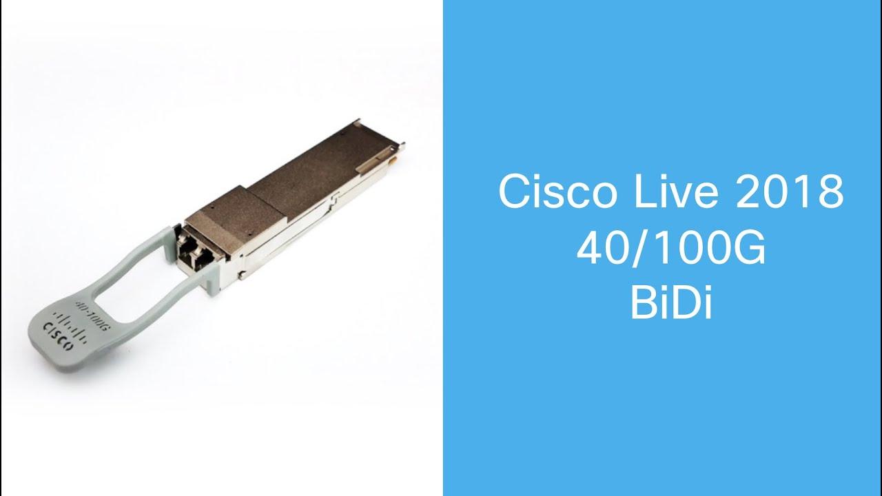 100G Adoption In Data Centers With QSFP BiDi Transceiver - Cisco Blog