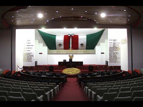 Décima tercera #SesiónOrdinaria de la #LXIVLegislatura de #Hidalgo