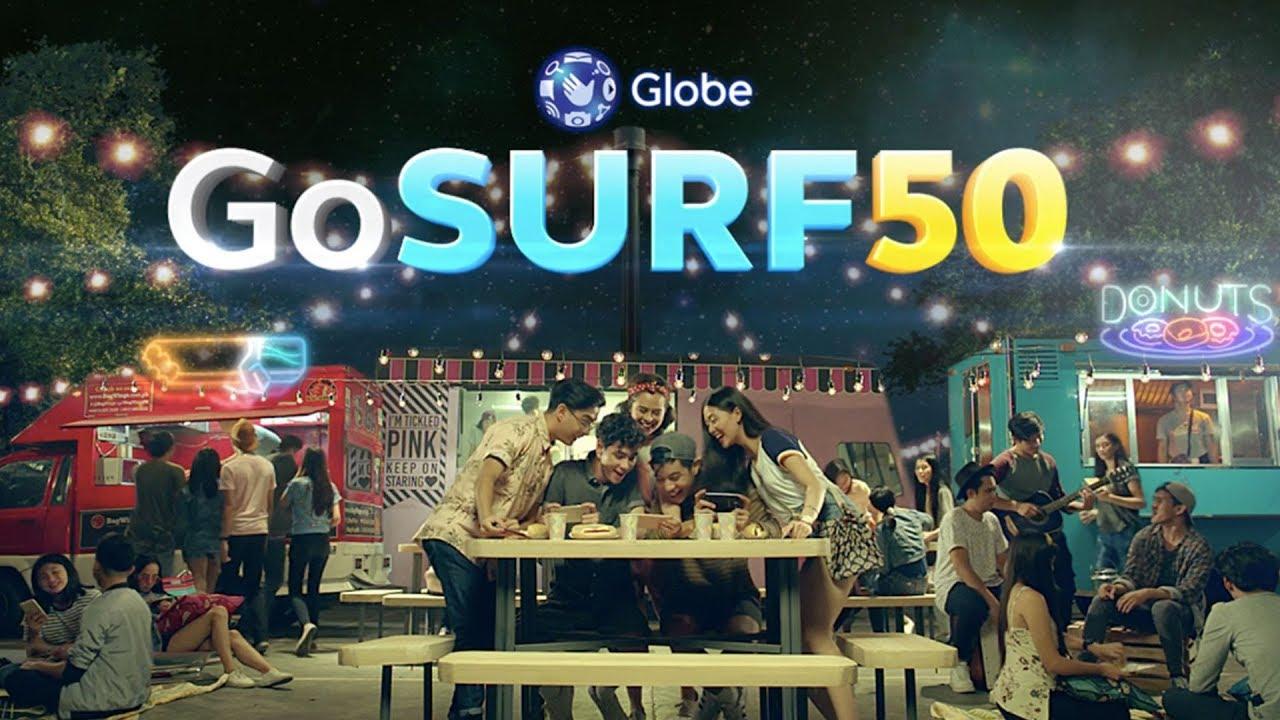 GoSURF Offers | Prepaid | Globe