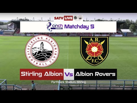 Stirling Albion Rovers Goals And Highlights