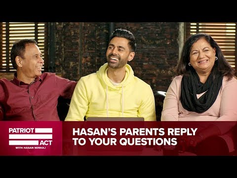 Hasan And His Parents Visit 'Subtle Asian Traits' | Patriot Act With Hasan Minhaj | Netflix