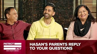 Hasan And His Parents Visit 'Subtle Asian Traits' | Patriot Act with Hasan Minhaj | Netflix