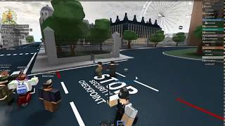 [Roblox uk] Bombing fake london!