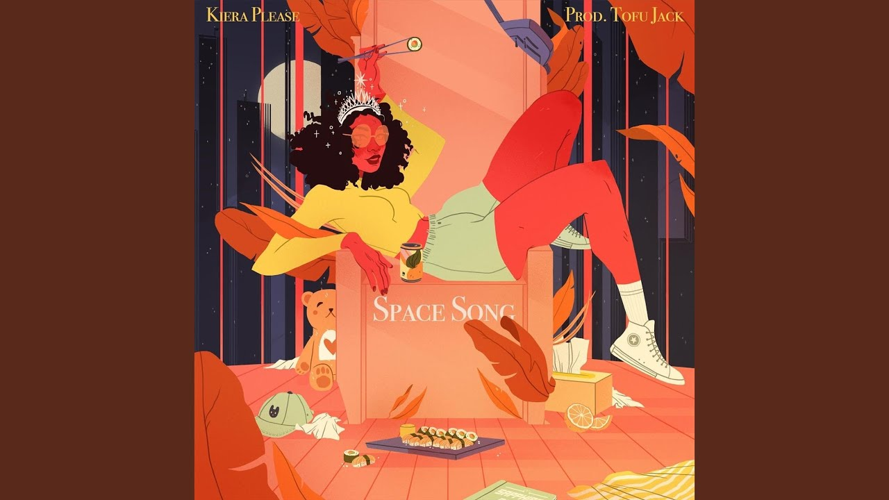 Kiera Please - Space Song